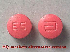 ERYTHROCIN STEARATE Oral Pill