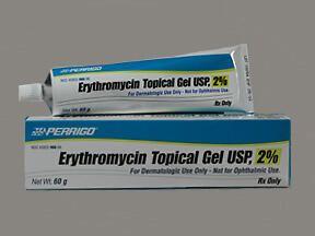 Erythromycin Topical