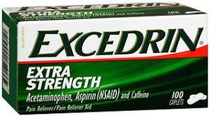 EXCEDRIN Oral Pill