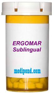 ERGOMAR Sublingual