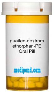 guaifen-dextromethorphan-PE Oral Pill